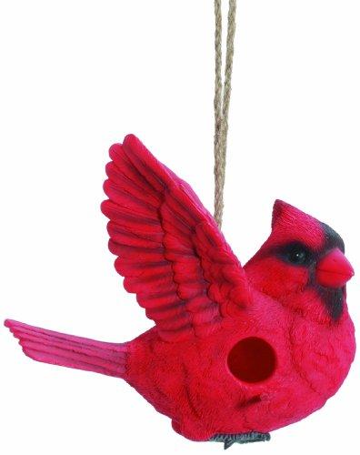 Spoontiques Cardinal Birdhouse