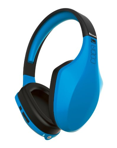 Ifrogz If-Cfb-Blu Audio Coda Forte Bluetooth Headphones With Mic - Blue