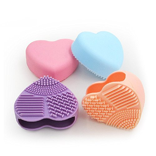 xjoel-heart-shaped-cleaning-makeup-washing-brush-silica-glove-scrubber-board-cosmetic-clean-tools-si
