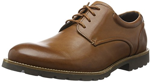 rockportsharp-ready-scarpe-stringate-uomo-marrone-braun-new-tan-45-eu