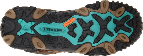 a3616167a47 Merrell Women's Salida Mid Waterproof Hiking Boot