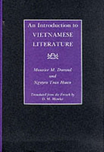 An Introduction to Vietnamese Literature