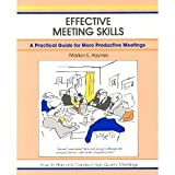 img - for Effective Meeting Skills (A fifty-minute series book) book / textbook / text book