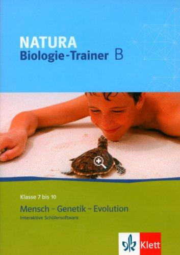 Natura Biologie-Trainer B. CD-ROM Für Windows 2000/XP/Mac OS X.  (Lernmaterialien): TEIL 2