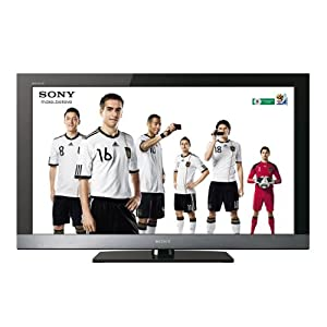 sony bravia kdl 32ex505 81 3 cm 32 zoll lcd fernseher. Black Bedroom Furniture Sets. Home Design Ideas