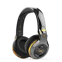 ROC Sport by Cristiano Ronaldo & Monster - Black Platinum Over-Ear Headphones
