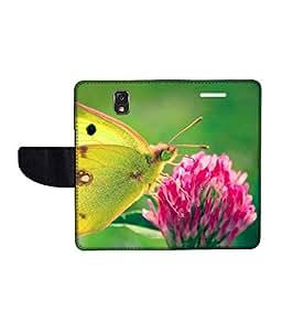 KolorEdge Printed Flip Cover For Samsung Galaxy Note 3 Neo Multicolor - (55KeMLogo11364SamN750)
