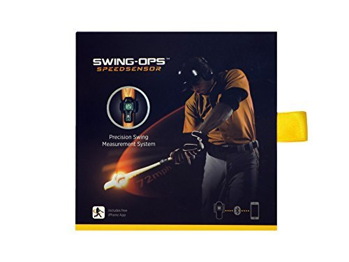 Swing-OPS Speedsensor Baseball Swing Measurement System