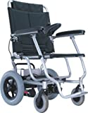 Heartway Medical Products P15 Puzzle Portable Power Wheelchair – Silver