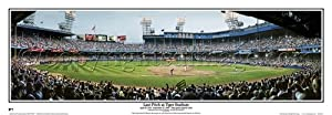 Detroit Tigers - Last Pitch at Tiger Stadium - Tigers vs. Kansas City Royals 13.5 x... by Everlasting+Images+Rob+Arra