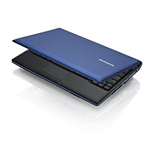Samsung N150 10.1-Inch Blue Netbook – Up to 7 Hours of Battery Life