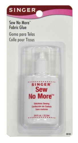 Singer Sew No More Fabric Glue, 3/4-Fluid Ounce (Singer Hem Tape compare prices)
