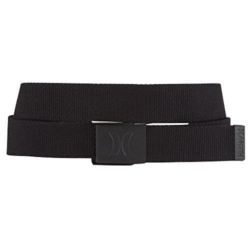 HURLEY Foundation Belt, Black
