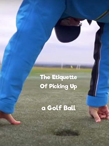 The Etiquette of Picking up a Golf Ball