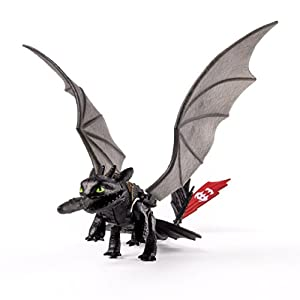 DreamWorks Dragons How to Train Your Dragon 2 - Toothless Power Dragon