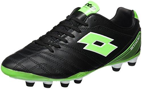lotto-sport-stadio-300-fg-scarpe-da-calcio-uomo-nero-blk-mint-fl-45-eu