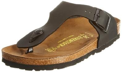 Birkenstock Ramses, Unisex-Adults' Sandals, Black, 3 UK