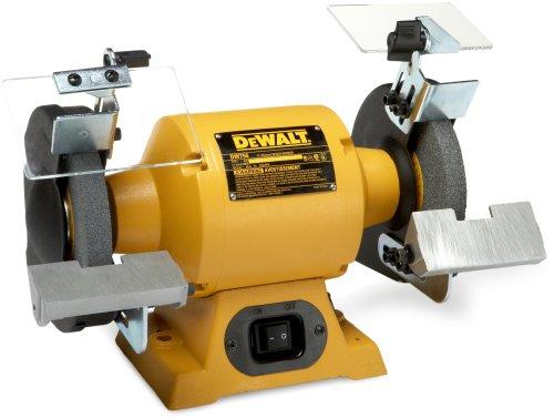 New Dewalt Dw756 6 Inch Bench Grinder Free Shipping Ebay