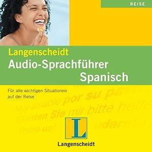 Langenscheidt Audio-Sprachführer Spanisch Hörbuch