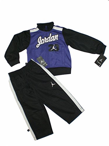 Nike Air Jordan Baby Jacket Tracksuit Pants Outfit Set, Size 18 Months (Jordan Toddler Clothes compare prices)