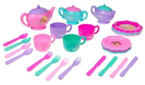 Disney Princess Dinnerware Set - Buy Disney Princess Dinnerware Set - Purchase Disney Princess Dinnerware Set (Disney, Toys & Games,Categories,Pretend Play & Dress-up,Sets,Cooking & Housekeeping,Dishes & Tea Sets)