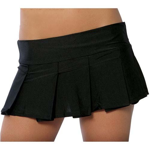 Roma Bikini Pleated Mini Skirt