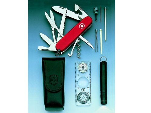 Victorinox 18726 Army Knife Traveller Set