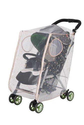 Fujiki stroller rain cover ONPU pattern