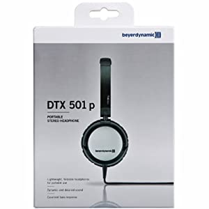 Purchase  Beyerdynamic DTX501P 32ohms Supraaural Headphone