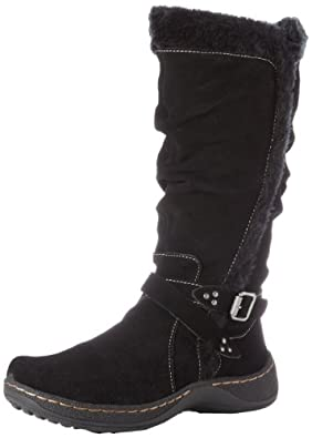 BareTraps Women's Emalyn Snow Boot,Black,6.5 M US