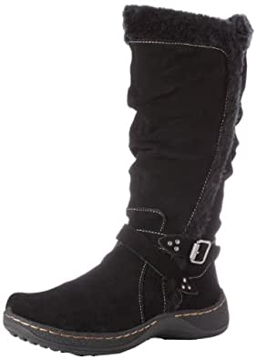 BareTraps Women's Emalyn Snow Boot,Black,9.5 M US