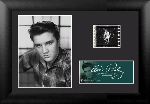 Buy Low Price Film Cells Elvis Presley (S24) Minicell Film Cell Figure (B002IT093Y)