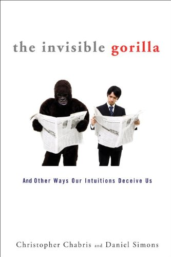 Book: The Invisible Gorilla