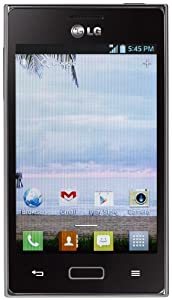 LG Optimus Extreme Android Prepaid Phone (Net10)