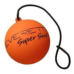 Buy Everett Kneeboard Super Seat by Everett Sports