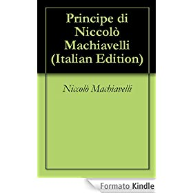 Principe di Niccol Machiavelli
