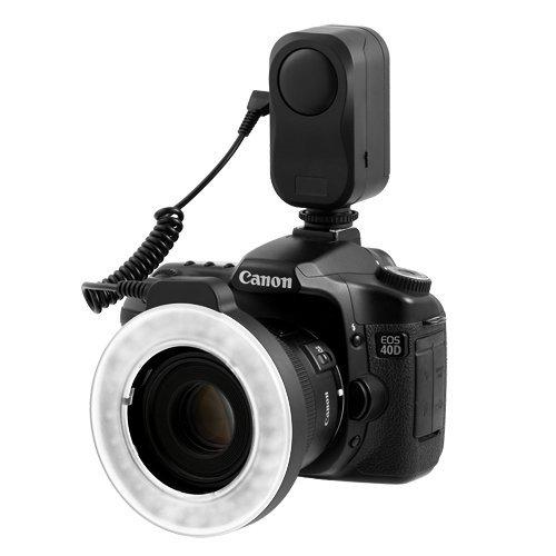 Chromo-Inc-CI55000230-Macro-Ring-48-LED-Power-Light-for-Canon-Sony-Nikon-Sigma-Lenses
