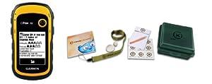Garmin eTrex 10 Handheld GPS Geocaching Bundle (discontinued by manufacturer)