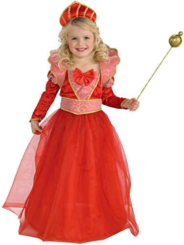 Forum Novelties Ruby Queen Costume