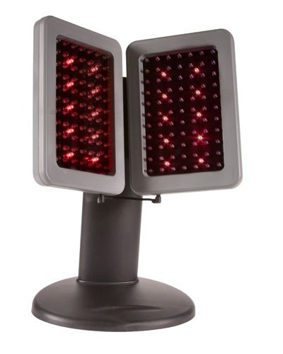 DPL - Deep Penetrating LED Light Therapy System(Color=Black)