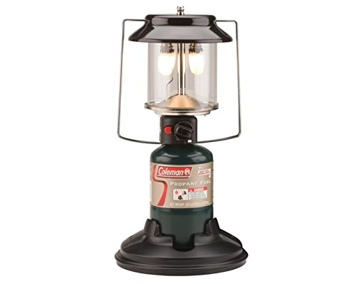 Coleman Two Mantle InstaStart QuickPack Lantern (Coleman Powerpack compare prices)
