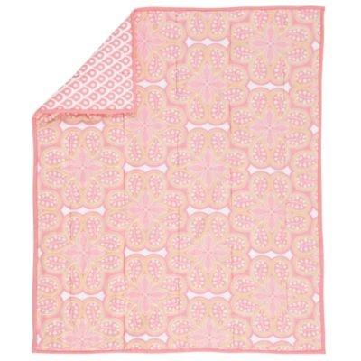 Paisley Crib Bedding Sets 5802 front