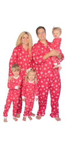 Matching Pajamas For The Family front-635745