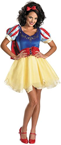 Morris Costumes Women's SNOW WHITE SASSY ADULT, 12-14