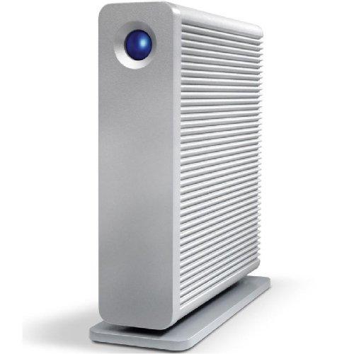 LaCie USB2.0/FireWire対応 3.5インチ外付HDD 2TB d2 quadraシリーズ LCH-2D2TQS