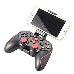 XCSOURCE-T3-ContrleurManette-de-Jeu-Bluetooth-Sans-fil-avec-Support-Rglable-pour-Smartphone-Android-Tablette-Smart-TV-TV-Box-AC430