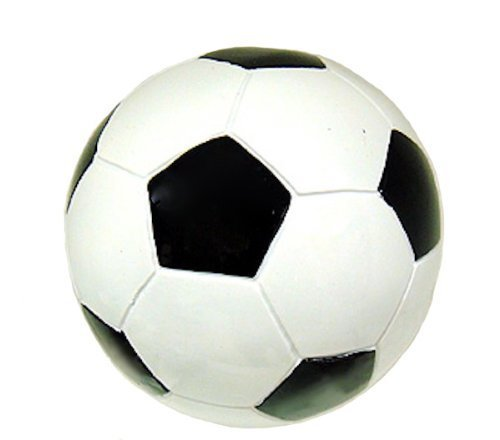 Soccer Ball Sports Themed COIN Piggy Bank by King-Max