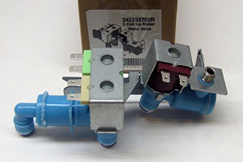 Electrolux Frigidaire 241734301 Refrigerator Water Valve (Part Number 242252702 compare prices)