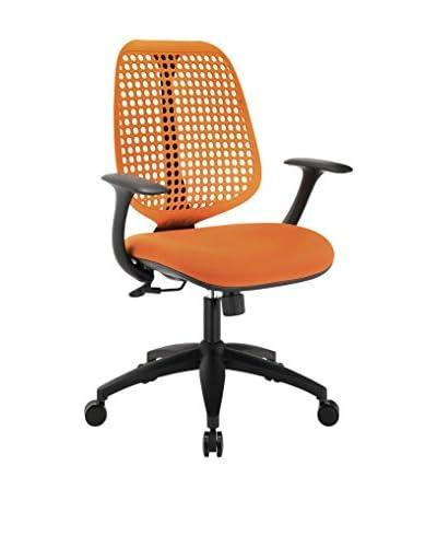 Modway Reverb Office Chair, Orange