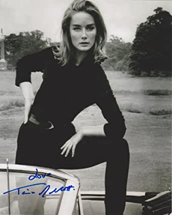 Tania Mallet Goldfinger #14 Autographed Photo at Amazon's